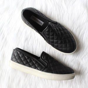 STEVE MADDEN Ecentrcq Sneaker in Black